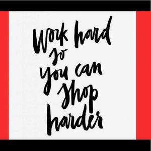 Love to shop like I do !?!?🛍 🛍
